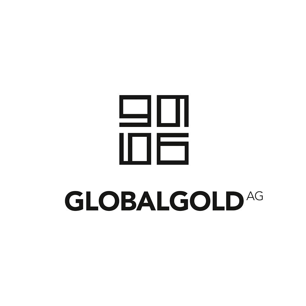 Global Gold Logo white