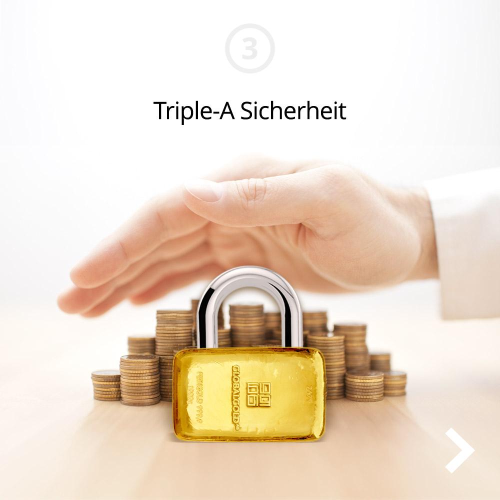 Triple-A Sicherheit