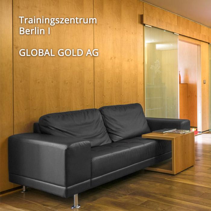 GLOBAL GOLD Trainingszentrum Berlin